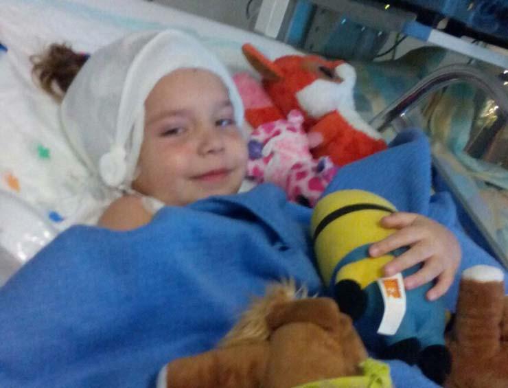 Mila se oporavlja nakon druge operacije