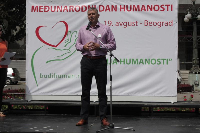 Obeležen međunarodni Dan humanosti