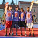 """Humanitarni turnir u street basketu 3 na 3 pod nazivom """"Budi deo fuzije - podrži život"""