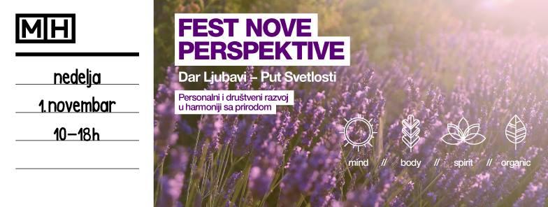 Fondacija Podrži Život na festivalu Nove Perspektive