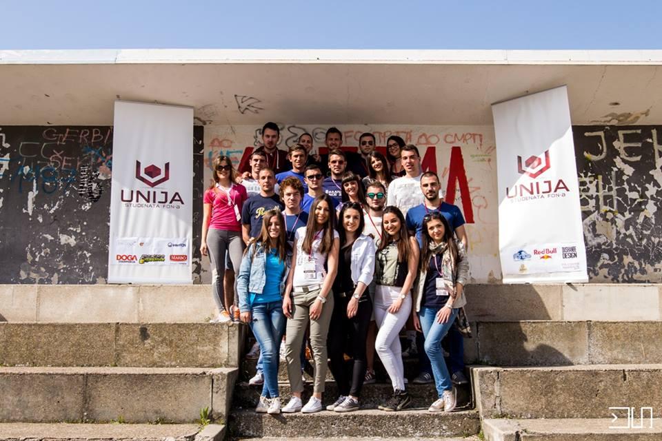 """""""Unija studenata FON-a"""" donirala 63.185,00 dinara fondaciji """"Podrži život"""""""