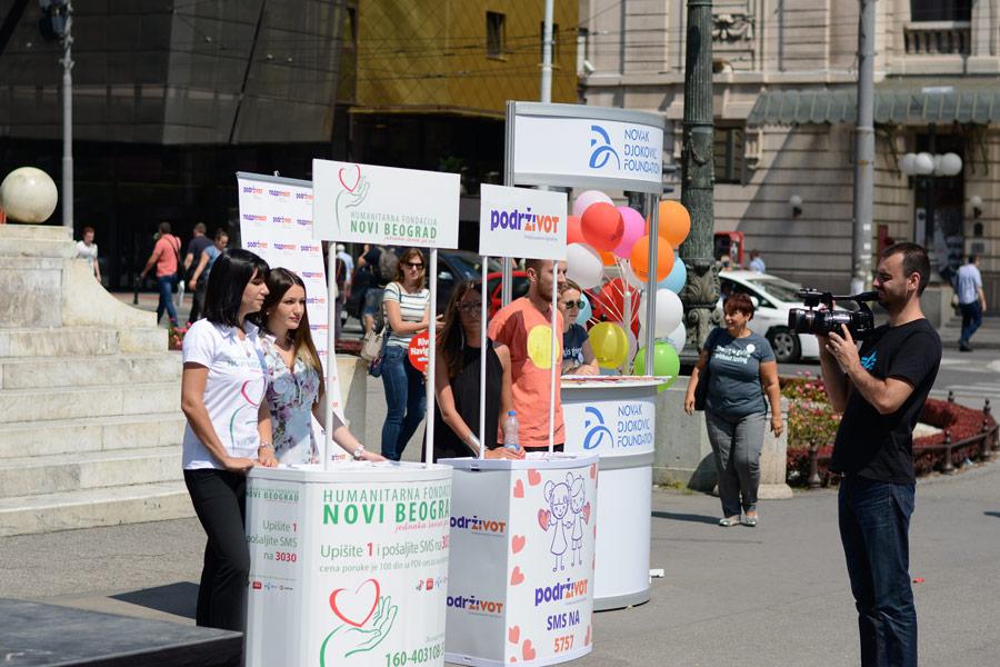 Fondacija Podrži život obeležila Međunarodni dan humanosti