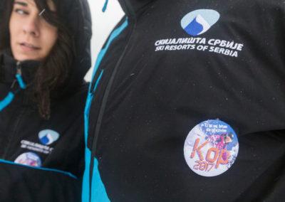 Humanitarna ski trka