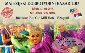 Malezijski dobrotvorni bazar