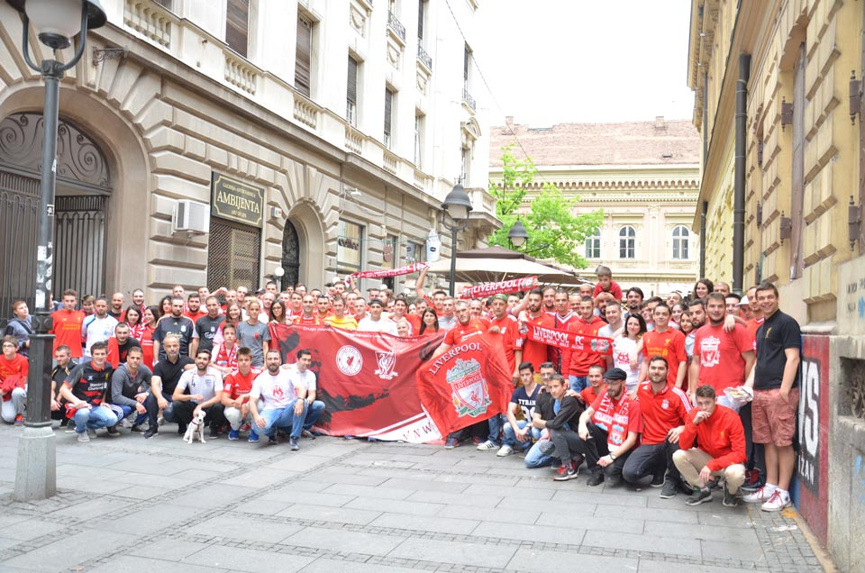 Navijači Liverpool-a iz Srbije prikupili 35.670,00 RSD