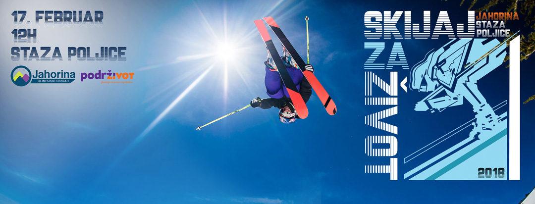 "Humanitarna trka ""Skijaj za život"" na Jahorini"
