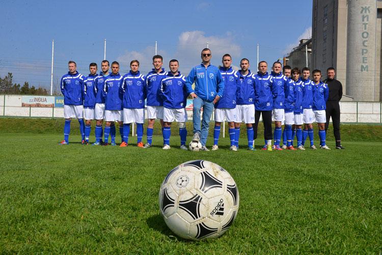 Fondacija Podrži Život na utakmici F.K. Železničar u Inđiji