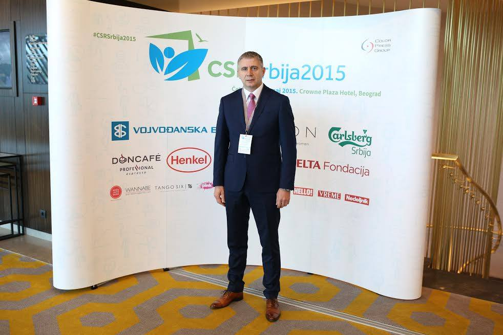 Konferencija CSR Srbija 2015