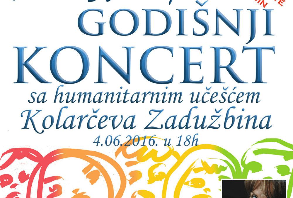 """Humanitarni koncert vokalne radionice """"Bistrik""""- Bilje Krstić, za fondaciju """"Podrži život"""""""