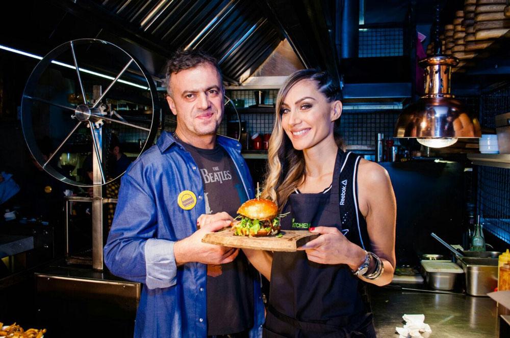 Submarine i Sergej Trifunović – Za dobar burger potrebna je doza humanosti