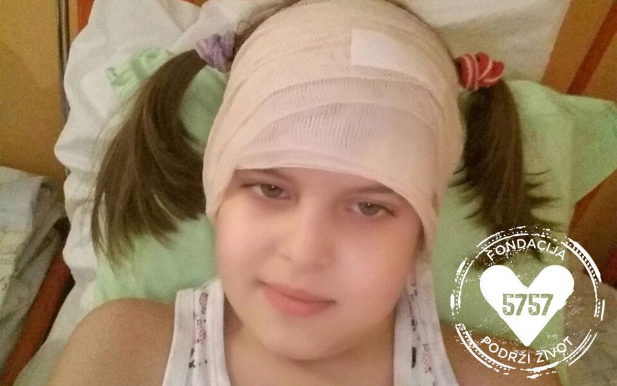 Hitno potrebna pomoć za Ninu Stojiljković