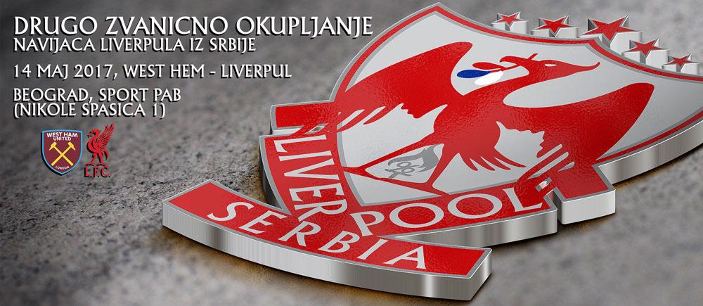 Navijači Liverpool-a za Fondaciju Podrži život
